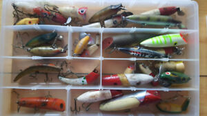 Vintage lures for sale