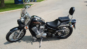 REDUCED PRICE, Low Mileage 2002 Honda Shadow