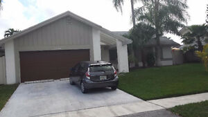 House for rent in (Florida) maison à louer en Floride