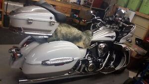 New Price.....1700 Kawasaki Voyager ABS 2013