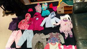 Vêtements Fille 1-2 ans