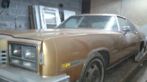 Oldsmobile Toronado pour pièces