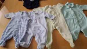 Preemie Boys Clothes