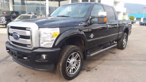 2016 Ford F-350 Platinum Pickup Truck