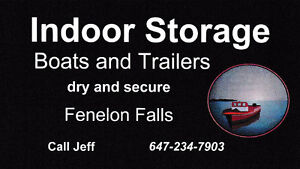 indoor.dry.secure boat and trailer storage
