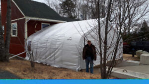 Large Storage Shelter
