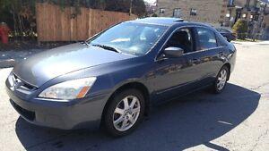 2005 Honda Accord EX-L CUIR MAGS Sedan