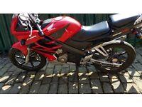 Honda CBR125 125cc