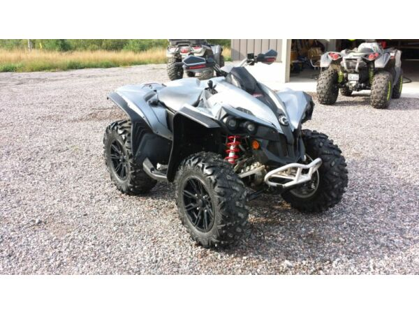 Used 2009 BRP RENEGADE