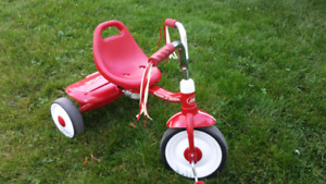 Tricycle radio flyer pour enfants