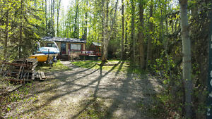 Cabin in the Woods - Pigeon Lake