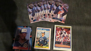 Tom Henke MLB cards(13)