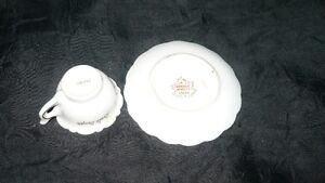 "VINTAGE ADORABLE MINIATURE ""LORD'S PRAYER"" TEA CUP & SAUCER Kitchener / Waterloo Kitchener Area image 8"