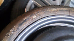 Honda Fit 2008 Original Donut Spare Tire