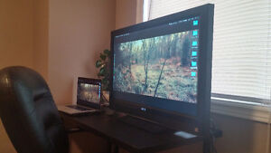 "Vizio 37"" 1080p HD LCD Television. Lightly used. $150. HDMI"