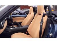 2017 Mazda MX-5 2.0 Sport Nav 2dr (MAZDA SAFET Manual Petrol Convertible