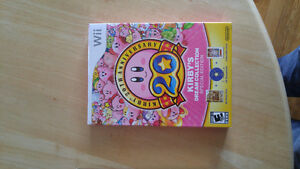 kirby's dream collection 20th neuf