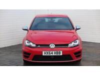 2014 Volkswagen Golf 2014 64 Volkswagen Golf R 2.0 TSI 300BHP DSG 4x4 New Model