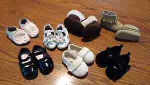 0-6 montb baby girl shoes