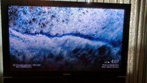 Samsung Plasma 50 pouce