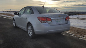 2014 Chevrolet Cruze LT-Excellent Condition