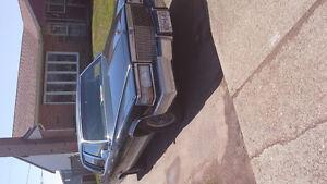 1991 Cadillac Brougham Sedan