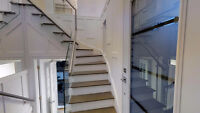 Stairs Renovation, Refinishing, Sanding and Staining