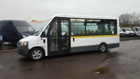 Volkswagen Bluebird minibus 14 seats + disabled access Welfare bus **ex Council