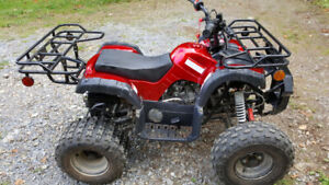 Kids 125cc 4 wheeler ATV Barely Used