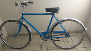 Selling bicycle