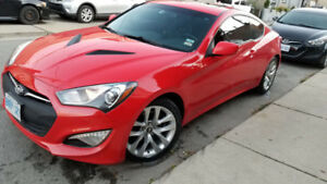 2013 Hyundai Genesis Coupe 2.0t Premium - Fully Loaded - LOW KM