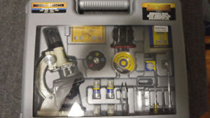 Deluxe micro scope set brand new NEED GONE SOON MOVING