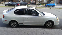 2003 Hyundai Accent GS Coupe (2 door) For Sale