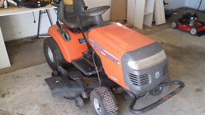Husky 1746 riding mower