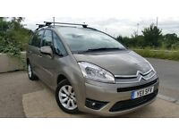 C4 Grand Picasso 7seater automatic 1.6D new mot 46k Mailige