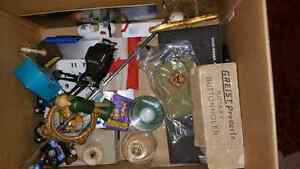 Huge Box Lot Star Trek, Golf Items and More Vintage Items London Ontario image 2