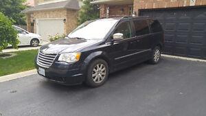 2010 Chrysler Town & Country Touring Minivan, Van