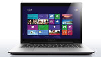 "***SPECIAL**Lenovo U430 Touch 14"" HD Touch i5 4TH  8GB @ PC MART"