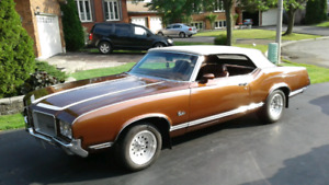 1971 Olds Cutlass