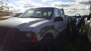 camion ford F350 2001