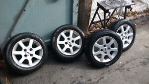 """Roues mags RW 14"""""""