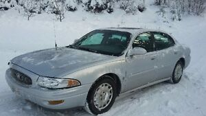 2002 Buick Lasaber limited