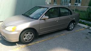 Honda civic 2001 $1000 obo