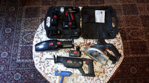BATTERY OPERATED TOOLS  (146)