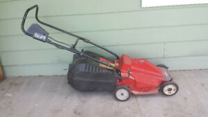 Mower - Electric