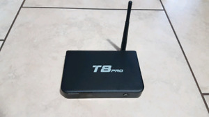 T8 Pro Android box