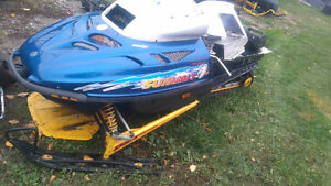 1998 skidoo summit 670 /700 part out