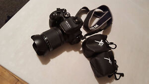 Fujifilm Finepix HS50EXR 16MP and 42x Wide Angle Manual Opt