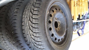 4WINTER CLAW TIRES RIMS AND COVERS St. John's Newfoundland image 3