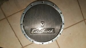 4207 Edelbrock Air Breather Brand New